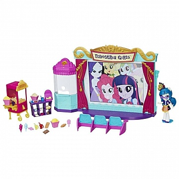 "MY LITTLE PONY Equestria Girls ""Кинотеатр"" C0409"