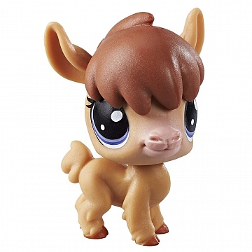 LITTLEST PET SHOP Nita Alpaco 1-128 ПЕТ C1953 B9388