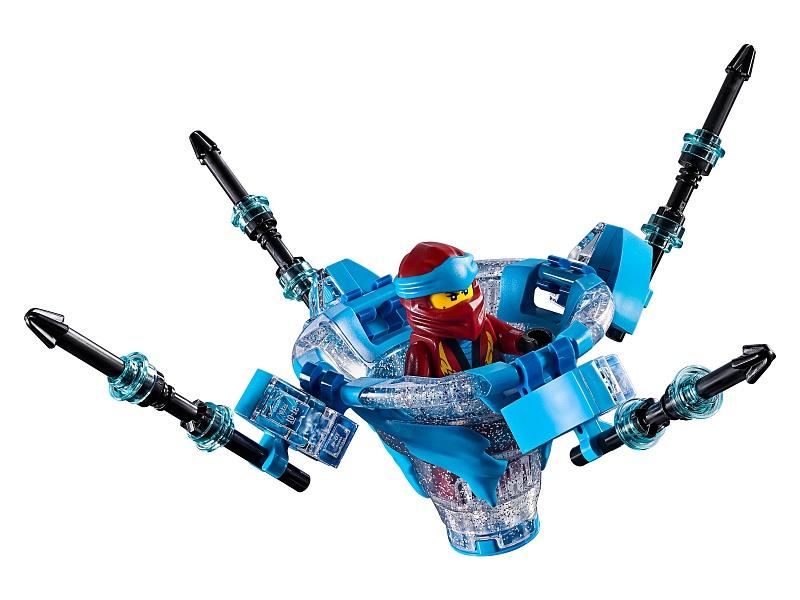 Lego Ninjago Ния и Ву: мастера Кружитцу 70663 Лего ...